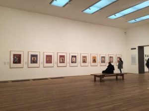 Installation view: Sue Williamson at Tate Modern