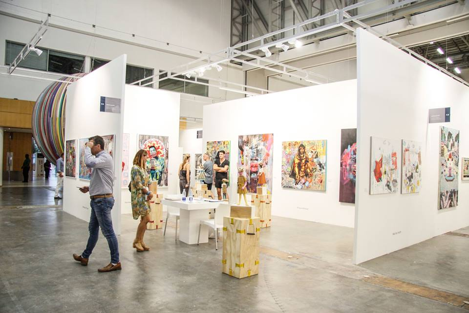 Spotlight on Cape Town Art Fair 2016