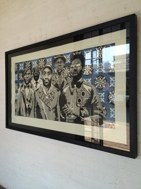 Bambo Sibiya at Hazard Gallery