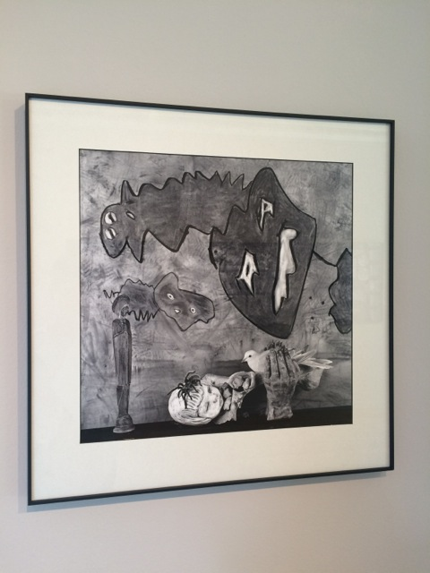 Roger Ballen at Gallery MOMO