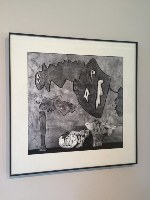 Roger Ballen at Gallery MOMO