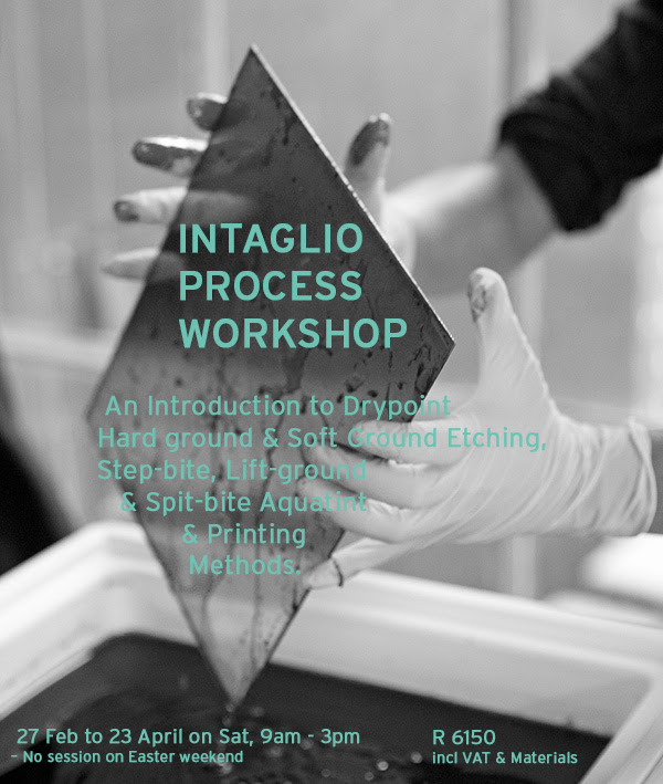 Warren Editions | Intaglio Process Workshop