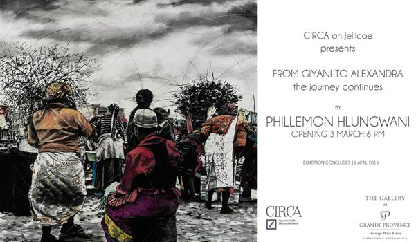 Phillemon Hlungwani: From Giyana to Alexandra