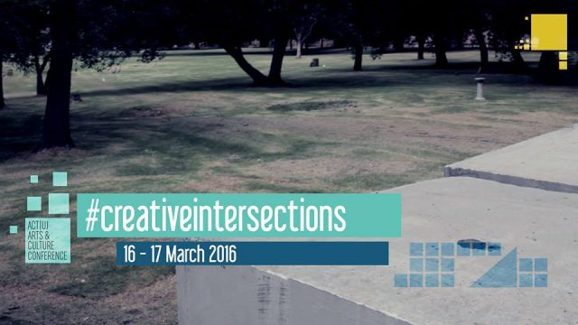Creative Intersections 2016