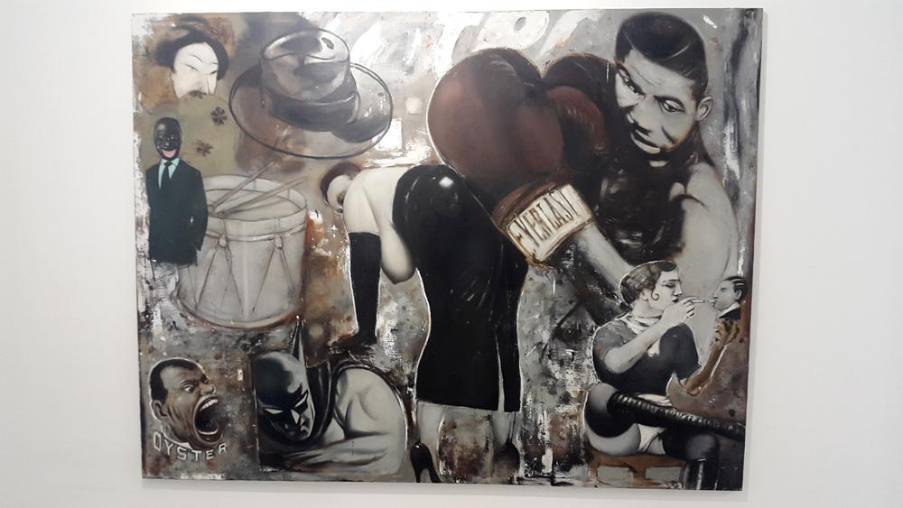Art-Binge: Cape Town, March 2016