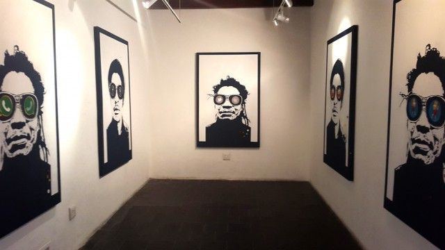 Masimba Hwati at AVA Gallery