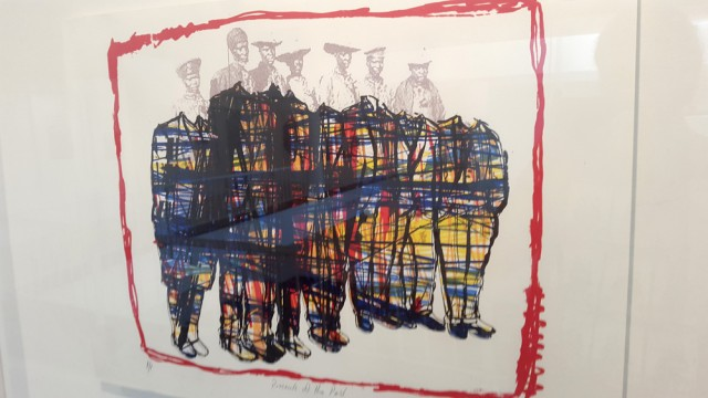 Chikonzero Chazunguza at AVA Gallery