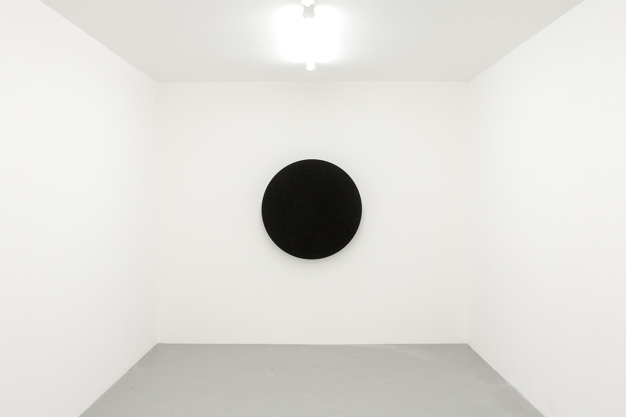 James Webb, Threnody, 2016. Hyper-directional speaker and audio, Diameter 100cm; Duration: 00:02:59