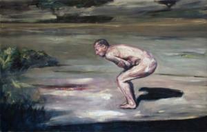 Johann Louw, <i>Dansie op Mooiplaas</i>, 2015.<br />
