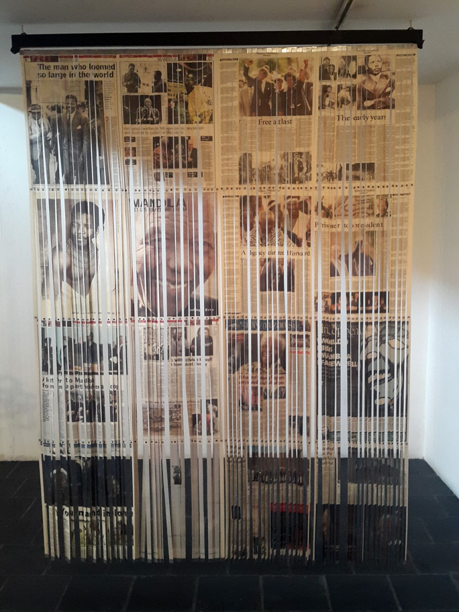 Genoveva Fernandez at AVA Gallery