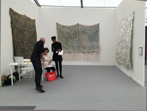 blank project at Frieze