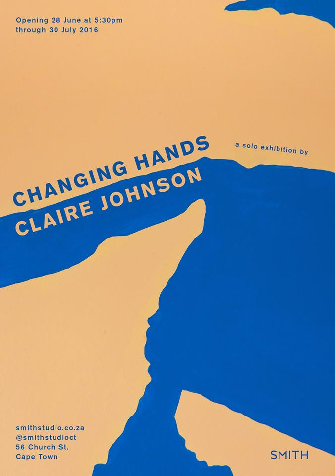 Claire Johnson: Changing Hands