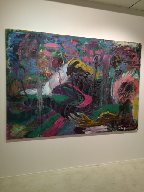Misheck Masamvu at Goodman Gallery