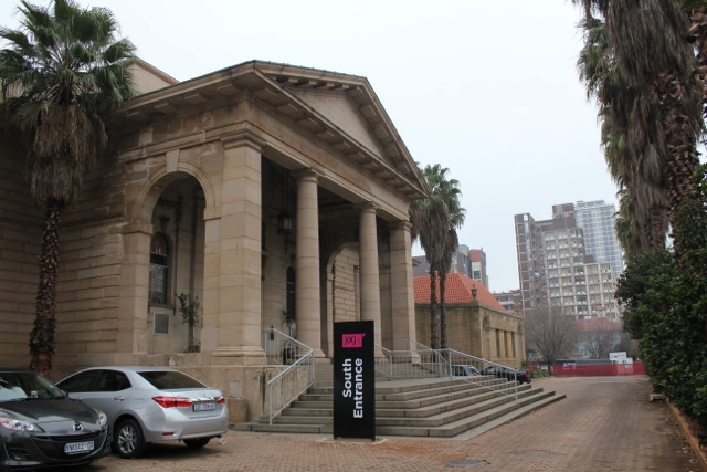 Skirting the Fine Line between Philanthropy and Exigency: Johannesburg Art Gallery