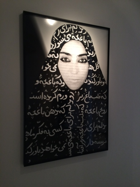 Shirin Neshat at Goodman Gallery
