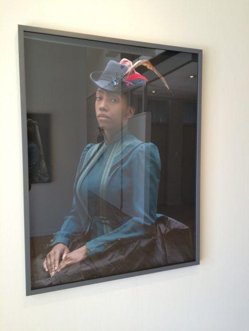 Ayana V. Jackson at Gallery MOMO