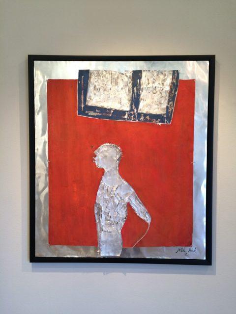Joel Mpah Dooh at Gallery MOMO