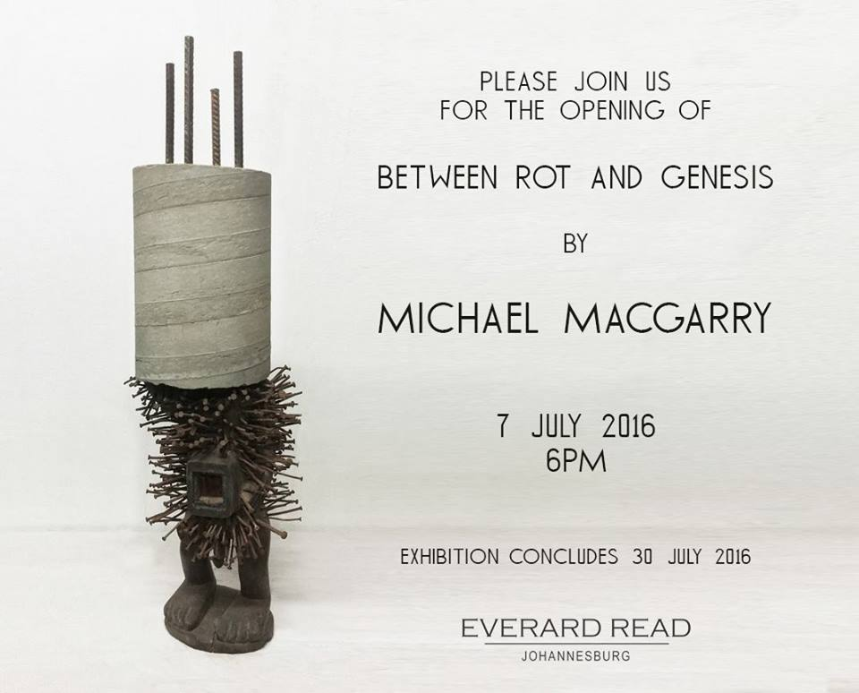 Michael MacGarry: Between Rot and Genesis