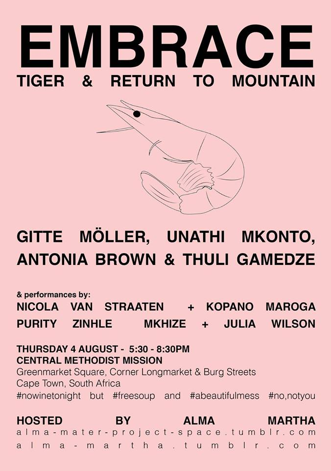 Embrace Tiger and Return to Mountain, 2016