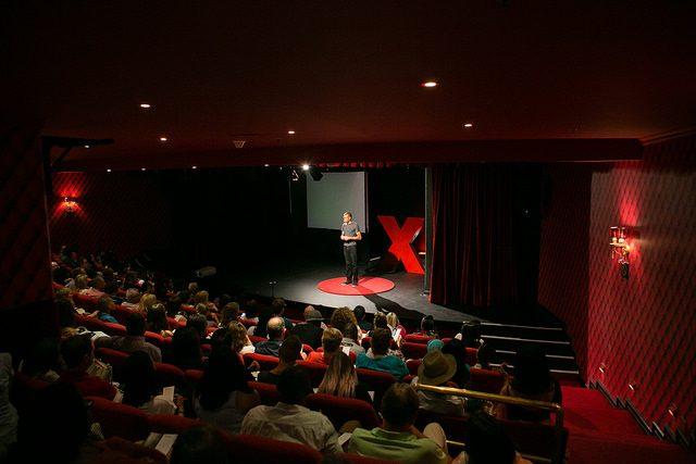 TEDxJohannesburgSalon - Art for Africa. Theatre on the Square, 10 September 2016. Photo: Nicole Olwagen