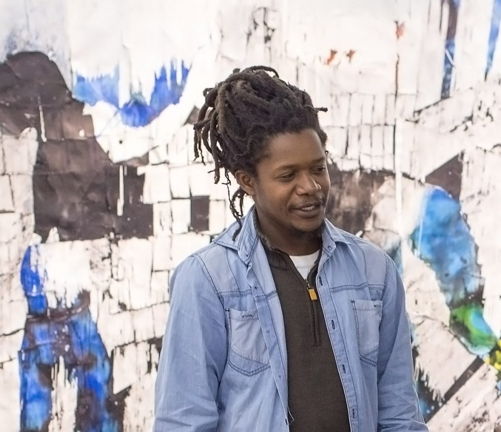 Gareth Nyandoro wins FT/OppenheimerFunds Emerging Voices 2016 Art Award