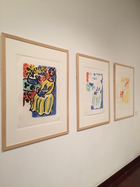 Henri Matisse at Standard Bank Gallery