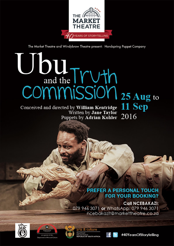 Ubu and the Truth Commission