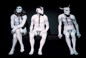 Jane Alexander <i>Butcher Boys</i>, 1985-6. Mixed Media