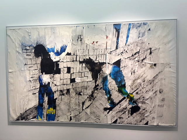 Gareth Nyandoro at SMAC Gallery