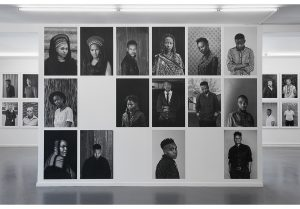 Zanele Muholi 'Faces and Phases 10' Installation view