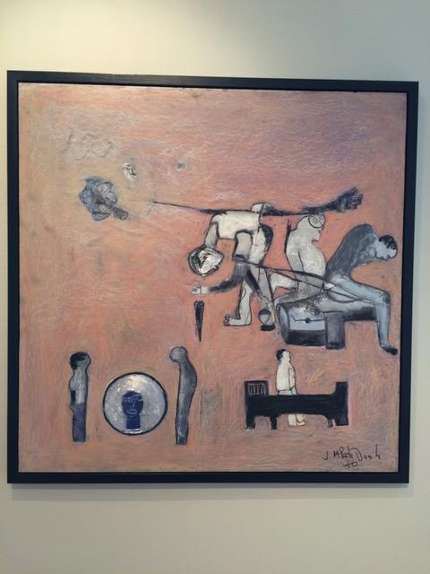 Joël Mpah Dooh at Gallery MOMO