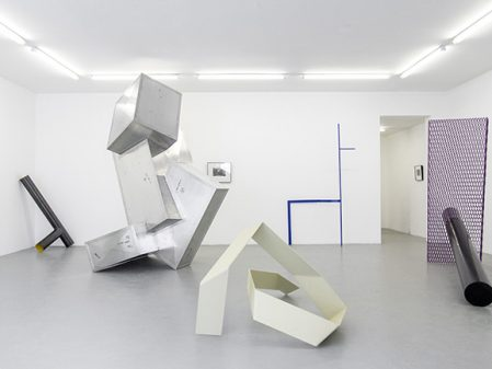 Kyle Morland, assemble, 2016. Installation view: blank projects, Cape Town