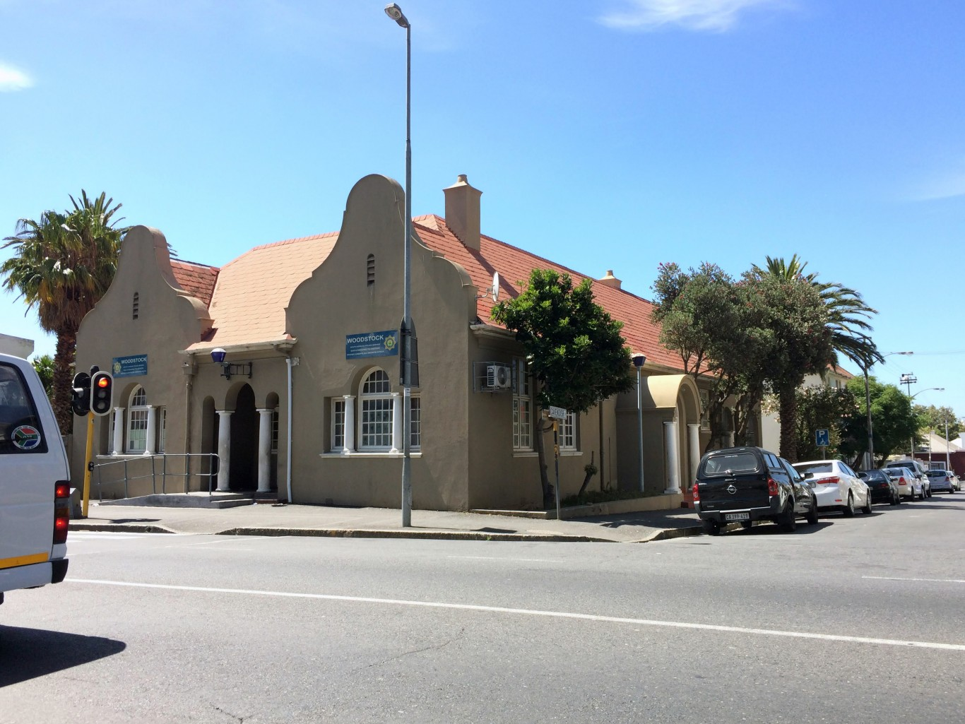 Woodstock Police Station, Cape Town