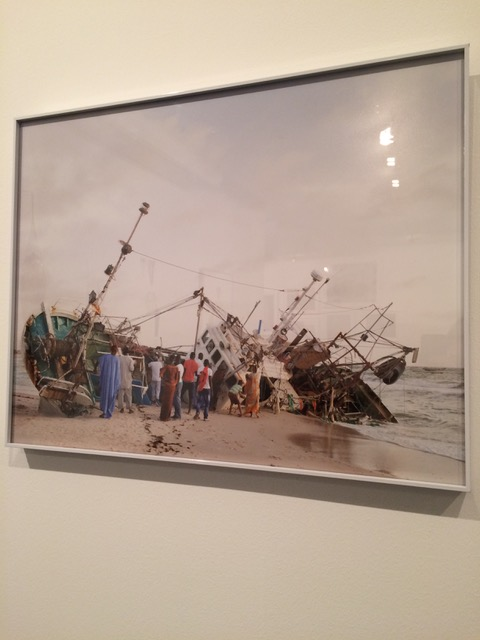 Dawit L. Petros at JAG (w/Goodman Gallery)