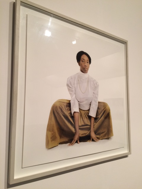 Ayana V Jackson at JAG (w/Goodman Gallery)