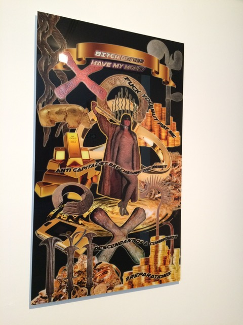 Tabita Rezaire at JAG (w/Goodman Gallery)