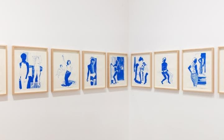 The Telegraph reviews Lisa Brice's solo at Stephen Friedman