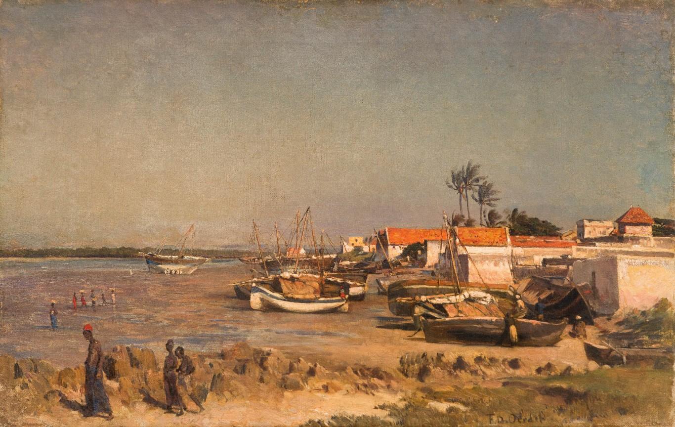 Frans David Oerder, <i> East African Coast</i>