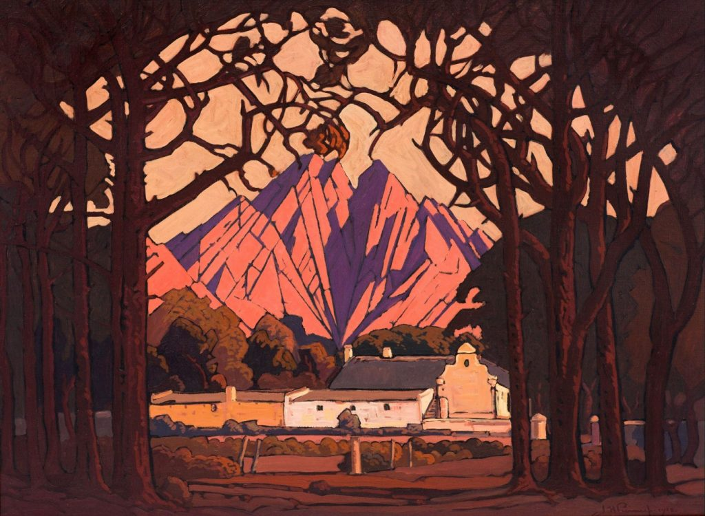 Prime views: Strauss & Co sale features exceptional landscapes by SA masters