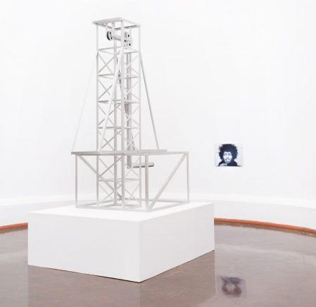 Ângela Ferreira, Hendrix Cullinan Shaft, 2012. Installation view: JAG, Johannesburg