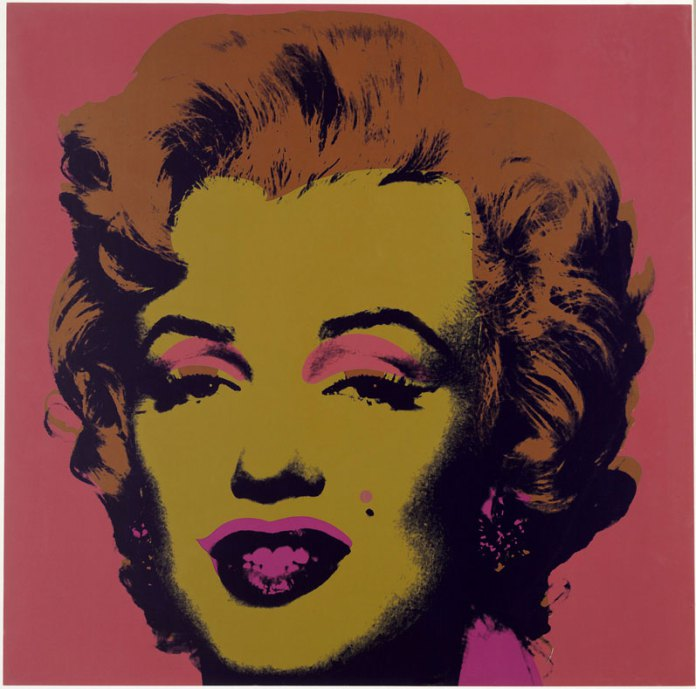 Andy Warhol, Marilyn Monroe (Marilyn), 1967. From a portfolio of ten screenprints on paper. Bank of America Merrill Lynch Collection. The Andy Warhol Foundation for the Visual Arts, Inc
