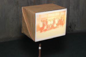 Dineo Seshee Bopape, 'Sa Koša Ke Lerole'. Installation view: National Arts Festival, Grahamstown