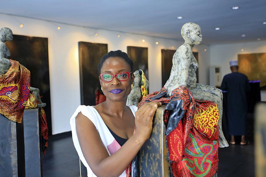 Peju Alatise Wins FNB Art Prize 2017