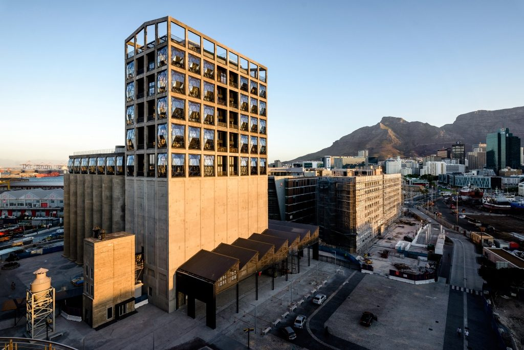 The Geist in the Granary: What Zeitz MOCAA must exorcise