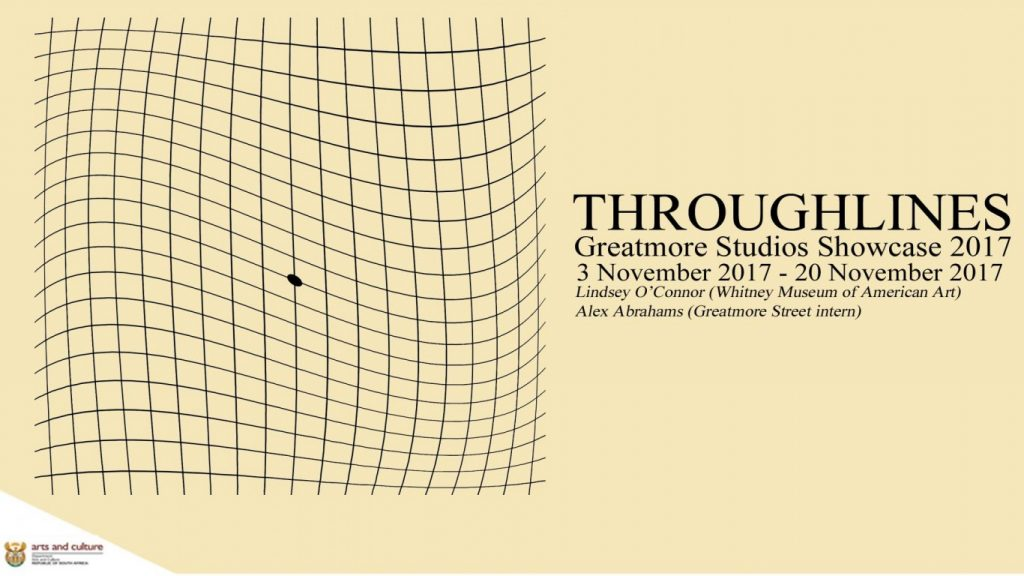 Throughlines at Greatmore Studios