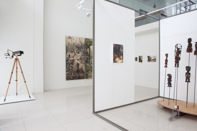 Jaco van Schalkwyk, -arium, installation view: Barnard Gallery, 2017. Courtesy of Barnard Gallery