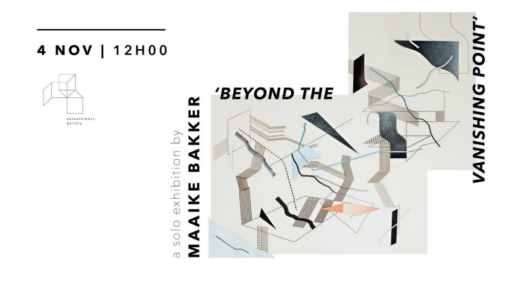 Maaike Bakker at Kalashnikovv Gallery