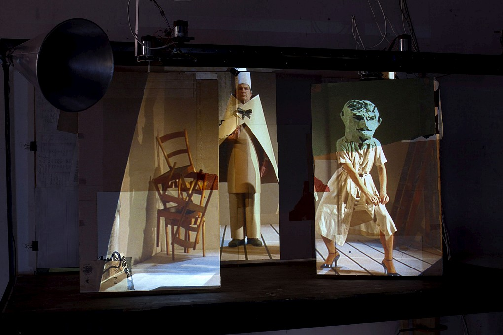 William Kentridge, <i>That Which We Do Not Remember</i> 2017.