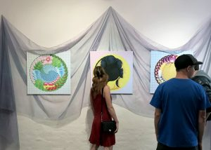 Installation view:Kalashnikovv Gallery