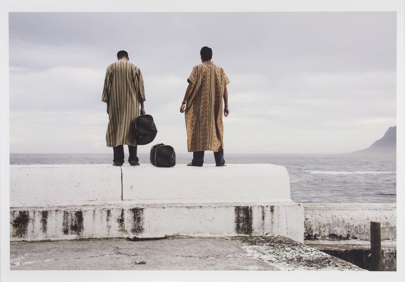 Hasan and Husain Essop, <i>Cape Town (South Africa) (Variation)</i>, 2009. Pigment print on cotton rag paper